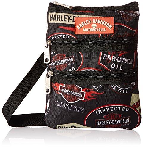 HARLEY-DAVIDSON Damen X-body Sling Rucksack, Vintage, Einheitsgröße
