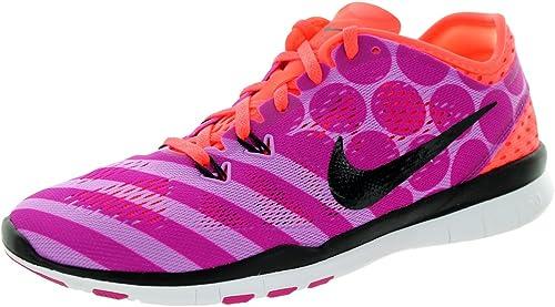 Nike Libre 5.0 TR FIT - paniers - rose