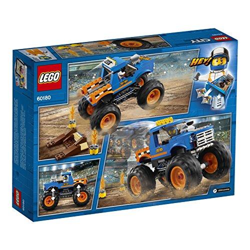 Camion Monstre LEGO City Monster Truck 60180 - (192 pièces) - 4