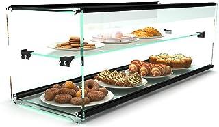 EP30D SAYL Vitrine/présentoir en verre Idéal pour les hôtels/pâtisseries/boulangeries