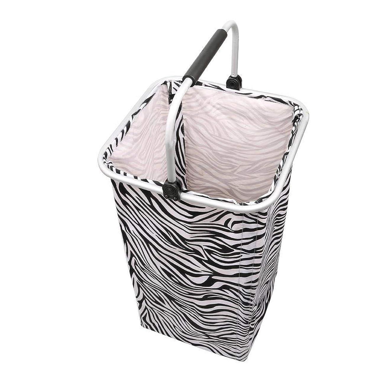 シフト支援真剣にLYgMV 家庭用品衣類収納ボックス、環境に優しい布防水洗濯かご、携帯用折りたたみ収納補助具 (Style : 1)