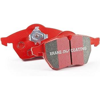 FRONT EBC DP3841//2C REDSTUFF CERAMIC PERFORMANCE BRAKE PADS