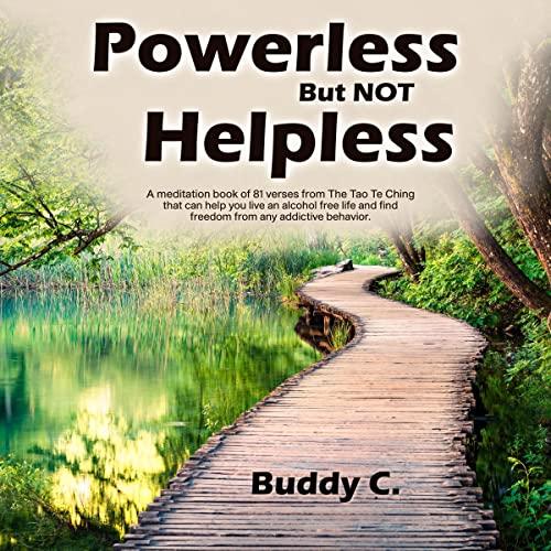 Bargain Audio Book - Powerless but Not Helpless