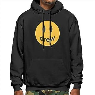 Justin Bieber Drew Hooded Sweater For Men's,Men's Polyester Sleeve Hooded Sweater