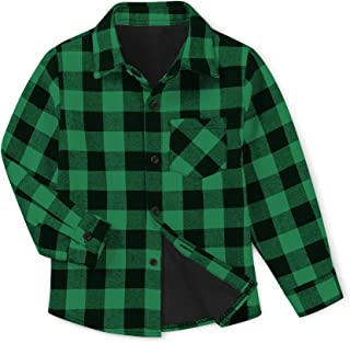 flannel for boys