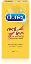 Durex Real Feel Condom - Pack Of 10