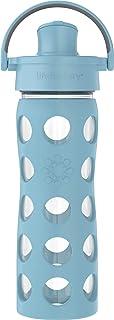 قبعة أكتيف فليب 16 أوقية من لايف فاكتوري، زجاجة مياه من زجاج الدنيم