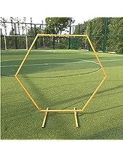 Hexagon Arch For Wedding Iron Arch Shelf Backdrop Romantisk Bakgrund Dekorativa Support Ballonger Stand Gate
