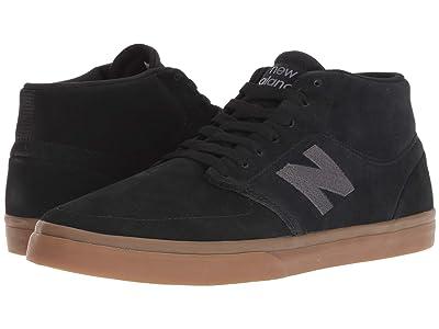 New Balance Numeric NM346 (Black/Gum) Men