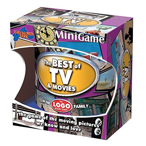 Drumond Park 1520 Logo Best of TV and Movies Mini Jeu Multicolore