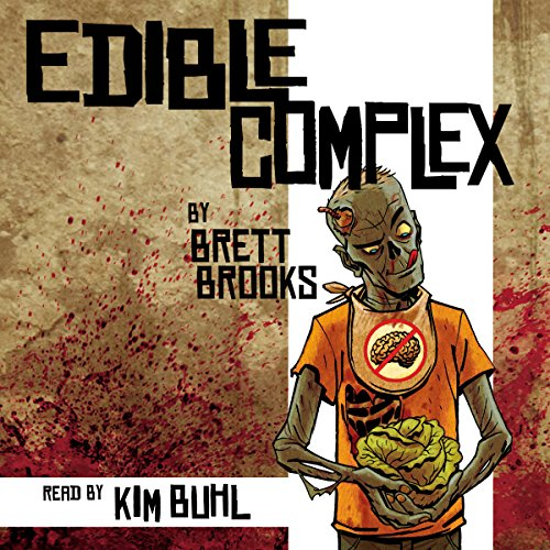 Edible Complex audiobook cover art