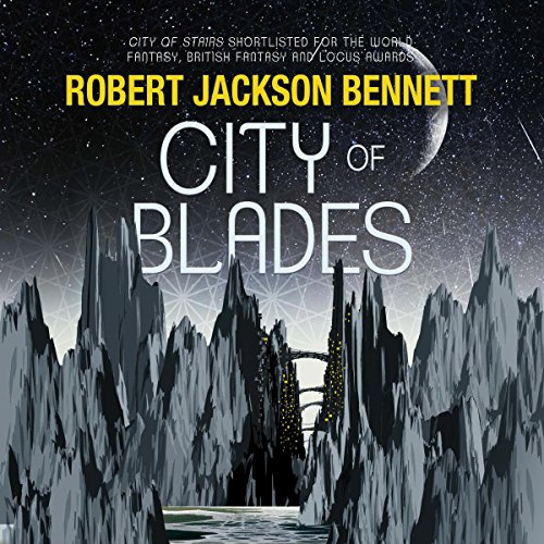 City of Blades cover art
