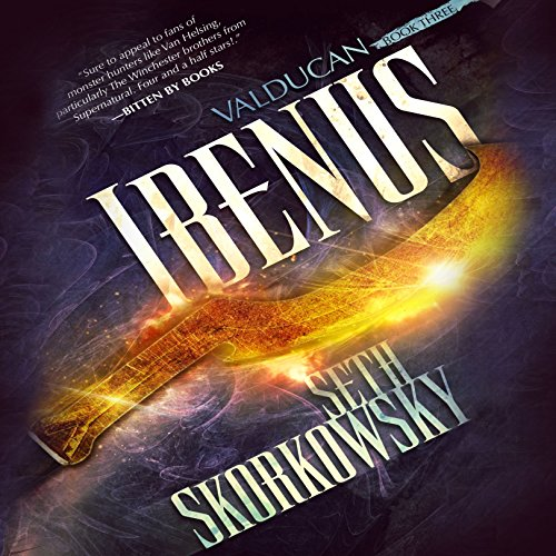 Ibenus audiobook cover art