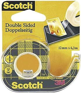 Scotch L2039 Ruban adhésif de fixation double-face Transparent