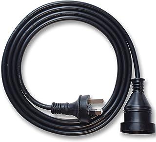 Power Extension Cord 2m DanYee Australia Standard 3-Pin Plug Power Extension Lead Cord Standard Australian 3-Pin Plug Powe...