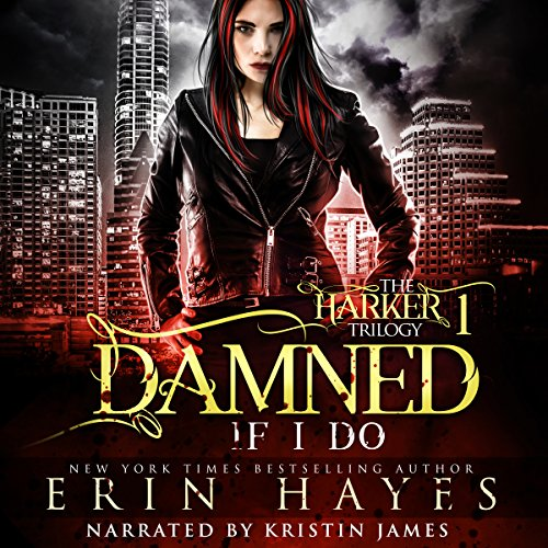 Damned If I Do audiobook cover art