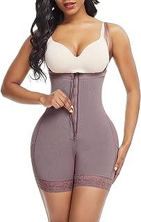 Lover-Beauty Women High Waist Body Shaper Butt Lifter Firm Plus Size Shapewear