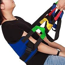 Vansun Safety Patient Lift Sling, Disabled Wheelchair Belt Patient Lift Sling Medical Transfer Belt Fitness Equipment, Spo...