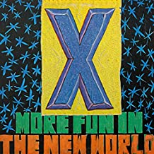 More Fun in the New World LP Record Yellow Vinyl