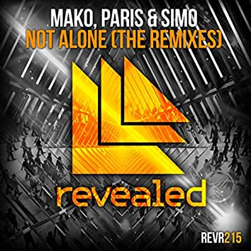 Not Alone (The Remixes)