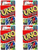 SUPETE UNO Card Game(4PACK) (4pack)