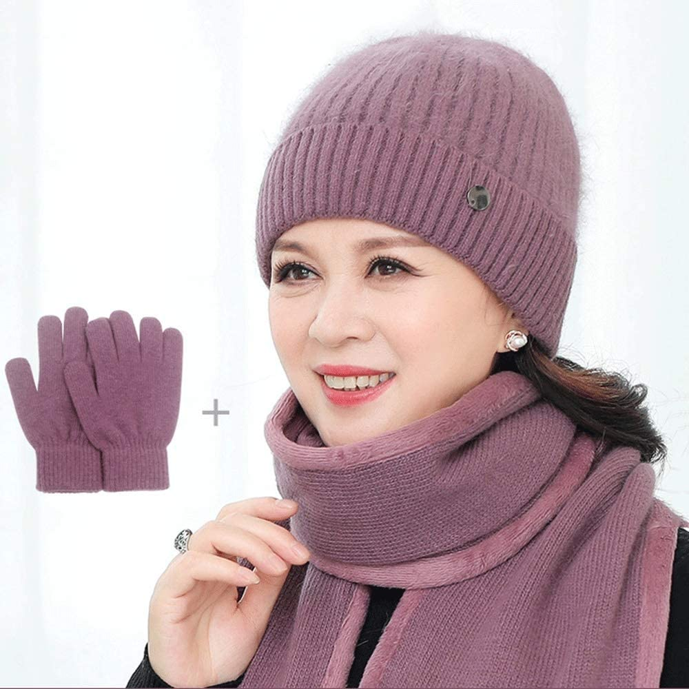 Uoyov Autumn and Winter Midd Inventory cleanup selling sale Female Rare New Gloves