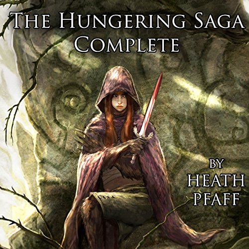 The Hungering Saga Complete audiobook cover art