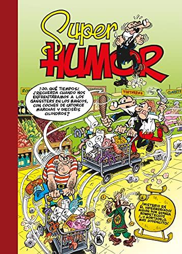 ¡Misterio en el hipermercado! (Súper Humor Mortadelo 66)