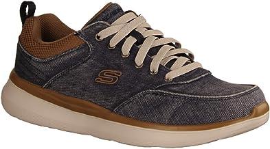 Skechers Delson 2.0 Kemper, Zapatillas para Hombre