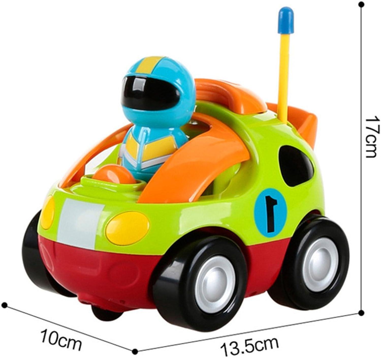 Zantec auto giocattolo I giocattoli elettrici di camion di radio di fumetto di auto di polizia di RC bambini come regalo per i bambini