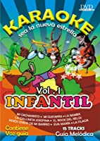 Karaoke: Infantil 1 [DVD]