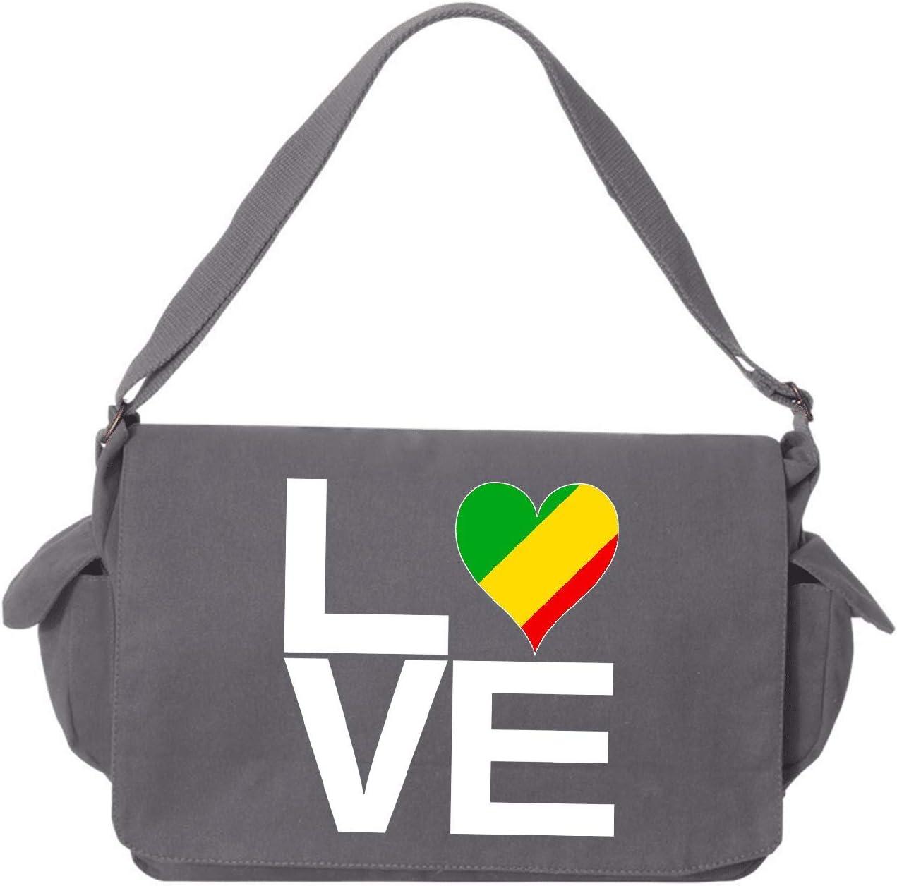 HARD EDGE DESIGN Love Block Congo Heart Bombing new work Printed Custom C Brushed Recommendation