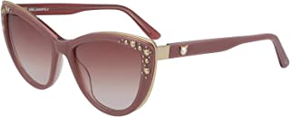 Karl Lagerfeld Women's Sunglasses Cateye Karl Ikonic Violet