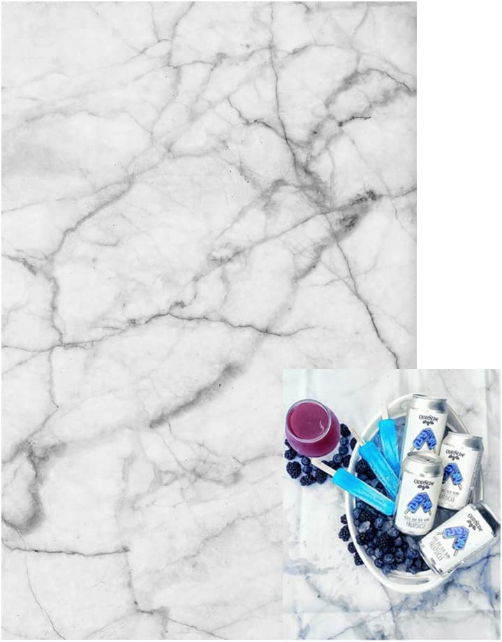 KONPON Popularity 3x5ft Vintage Marble Texture Pattern Max 41% OFF for Background Photo