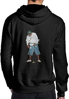 Evmjser Golf Wang Tyler The Creator Men's Fashion Long Sleeve Hooded Hoodie Sports Tops Black