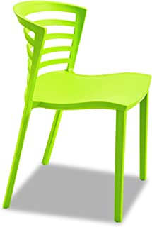 Safco Products Entourage Stack Chair, Grass