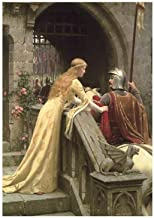 Edmund Blair Leighton – god Speed Artistica di Stampa (27,94 x 35,56 cm)