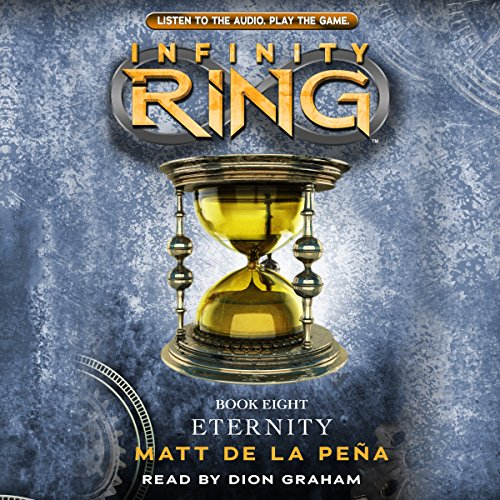 Infinity Ring audiobook cover art