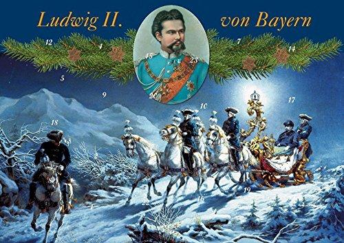 Mit König Ludwig II. durch den Advent: Historischer Weihnachtsschmuck und Zitate