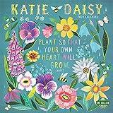 Katie Daisy 2021 Wall Calendar