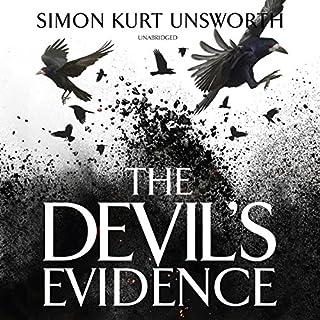 The Devil's Evidence cover art