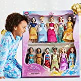 Disney Exklusives Princess Classic Puppen Collection - 30cm - (11 Dolls:Snow White, Cinderella,...