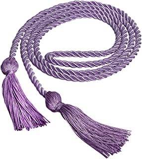 Graduation Single Color Honor Cord,15 Colors Available