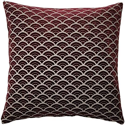 PILLOW DÉCOR Seigaiha Scallop Import Throw Pillow 2021new shipping free shipping 20x20