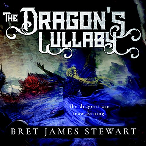 The Dragon's Lullaby audiobook cover art