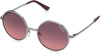 Vogue Kadın Güneş Gözlükleri 0VO 4085S 548/20 50, GUNMETAL\PINKGRADIENTVIOLET,