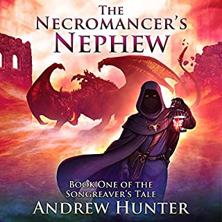 The Necromancer's Nephew Titelbild