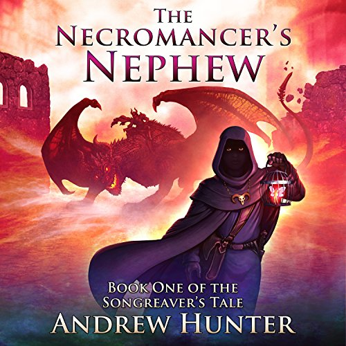 The Necromancer's Nephew audiobook cover art
