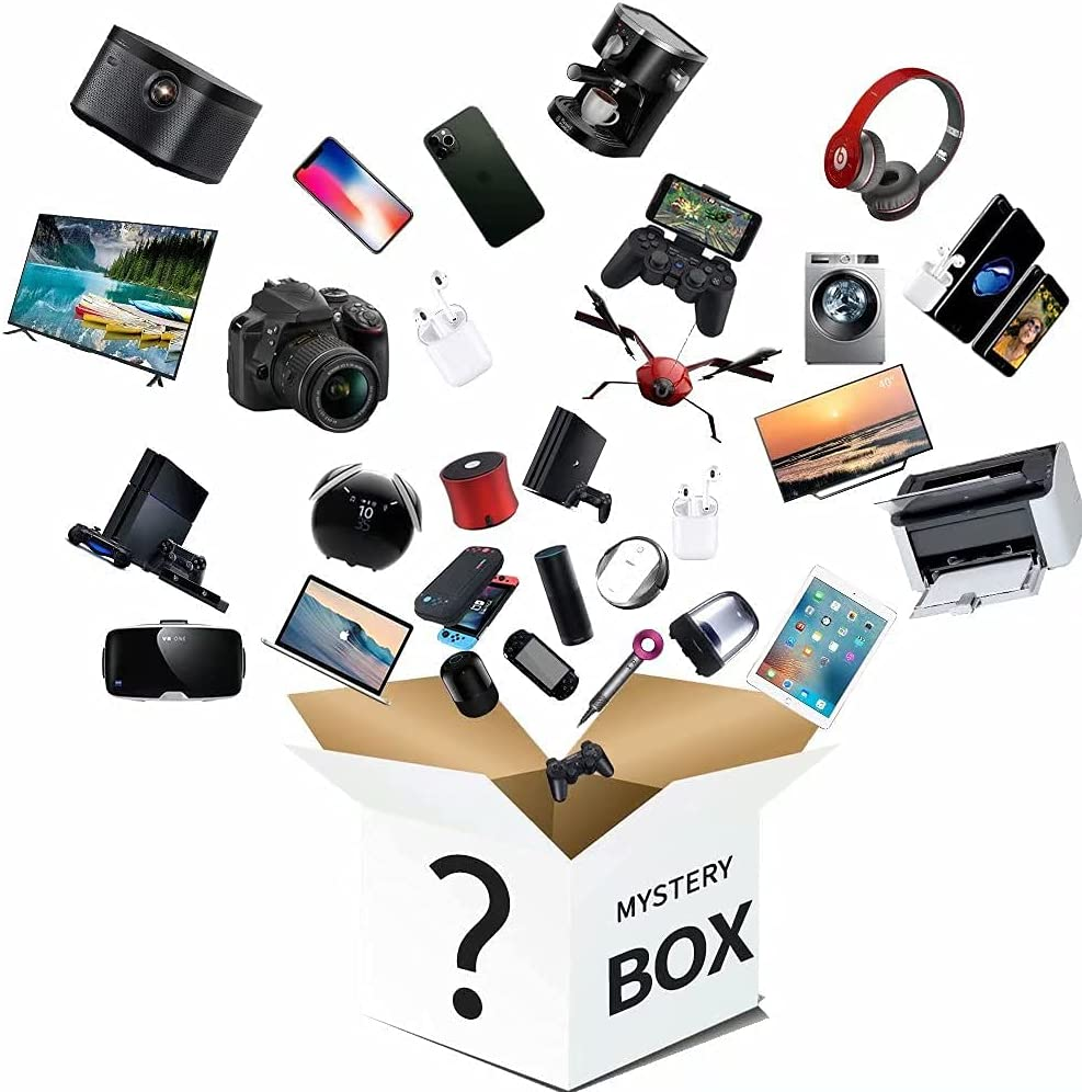 Mysterious Box Max New product!! 59% OFF Electronic Surprise Lucky Blind Mystery