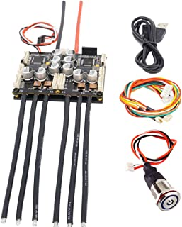 HGLRC FSESC ESC V4.20 100A Plus Anti Spark Pro Switch Open Source Project Compatible with Software Electronic Speed Controller for DIY Electric Skateboards sensorless Motors